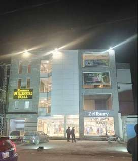 Millennial Mall Muzaffarabad, Shops/ Space/Halls available for rent