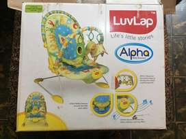 Luvlap Alpha Baby Bouncer (Unused Box Pack)  (MAKE AN OFFER)