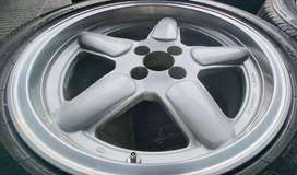 One of the timeles yet elegance wheels from AC schnitzer
