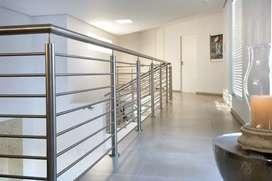 railing tangga stainless 295