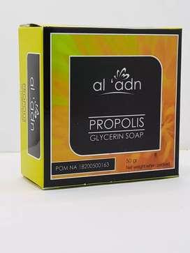 sabun wajah propolis glycerin al adn