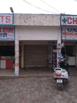 Shop for rent.