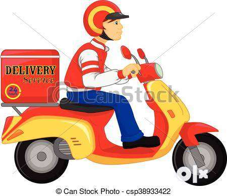 Delivery boy 0
