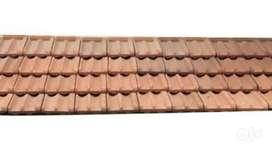 Clay roof bricks (naale)