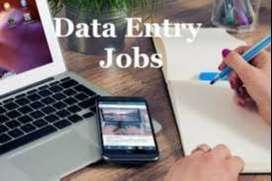 100 % GUARANTEED HOME BASED DATA ENTRY JOB