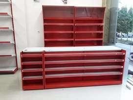 Meja kasir serbaguna dan istimewa untuk toko maupun warung kecilan