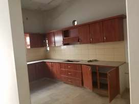 Portion for rent in block f