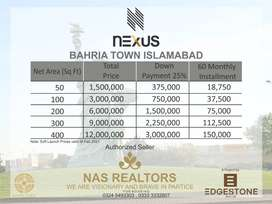 Invest In Bahria Town Nexus Mall Business District