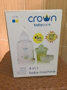 Baby crown sterilizer