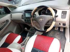 Toyota Innova G MT 2008 (unit lelang)