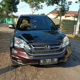 Honda crv 2.0 a/t 2010 burgandy