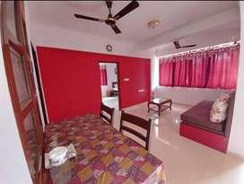 1bhk fully furnished service apartment at Porvorim