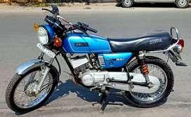 Yamaha RX 100 4 SPEED