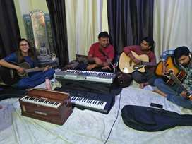 Music classes, music academy, Pakhowal road