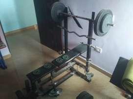 Gym mayerial
