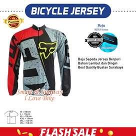 H1549 Baju Jersey Sepeda Best Quality Gratis Ongkir