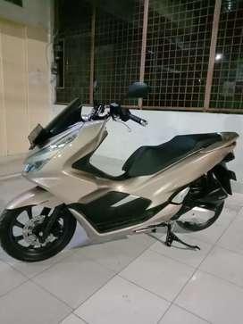 Honda PCX simpanan