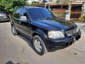 Honda CRV AT Matic Hitam 2001