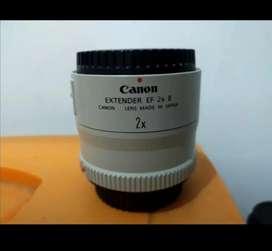 Canon Extender Ef 2x Mark II | NEGO