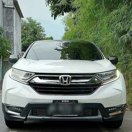 ALL NEW CRV 1.5 TURBO PRESTIGE , Th: 2019 KM 10 ribuan.