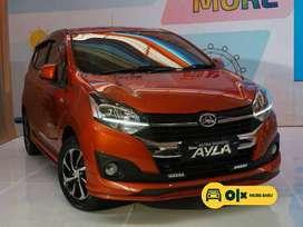 [Mobil Baru] Daihatsu Ayla DP Nego free BI Chekcing Bandung