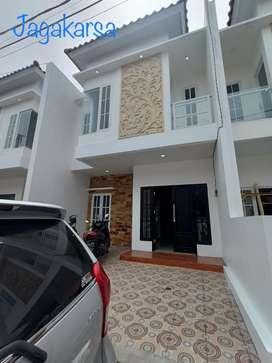 Dijual Rumah 2 Lantai dalam Cluster Exclusive Jagakarsa