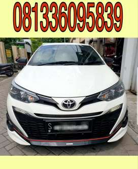Toyota All New Yaris 1.5 S TRD Sportivo 2018 Manual #Yaris