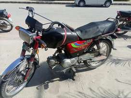 Bike for sell condition good all is ok copy original documents clear