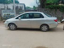 Honda City ZX 2007 Petrol 115000 Km Driven