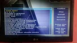 PS 2 Tebal Hdd74gb