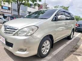 Toyota innova Diesel MT 2009/2010 BG Barang Macan nyenyak tedok