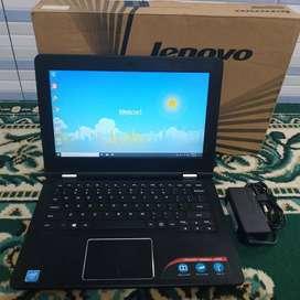 Lenovo 300S Notebook Slim Design
