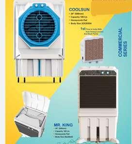 New cooler