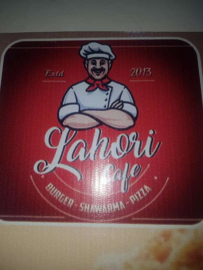 lahori fast food cafe  (since2013) 0