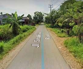 Jual Tanah di Jl. Simalingkar Raya