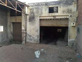 Industrial shed for sale