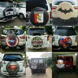 Sarung Ban Cover Ban Daihatsu Taft/Rush/Terios No. 35 Feroza CRV Cruis