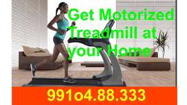 TREADMILL ON RENT HIRE A EXERCISE CYCLE CROSS TRAINER