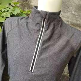Running jacket / mpg / zip up jacket / jaket olahraga /