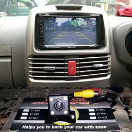 Head unit Android 7+kamera buat Daihatsu Terios