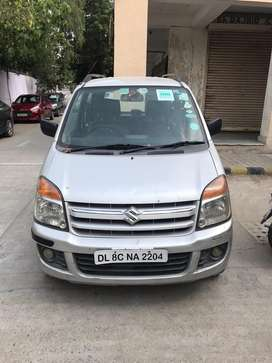 Wagon R Lxi 2008 modle with CNG