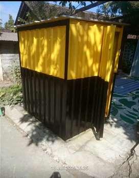 PROMO 2021 MURAH Booth Gerobak Container Custom 2,5jt Yogyakarta 78