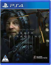 game ps 4 death stranding new 2019