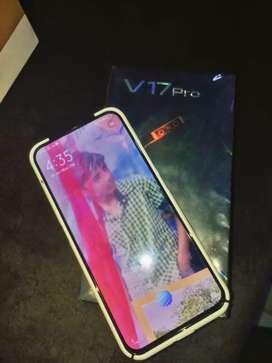 Vivo v17 pro        with Bill