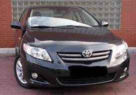toyota corolla 2.0 D 2008 model well condition