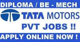 "URGENT REQUIRMENT IN ""TATA COMPNAY""(SALARY.18K-28K+INSENTIVE) MAHI SHA"