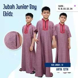 Jibah Junior Ekidz (4-12 tahun)