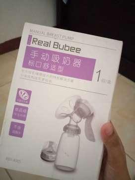 Pompa asi manual real bubee bekas