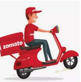 Delivery Boy for food industry