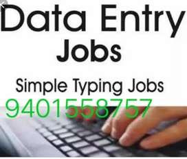 Data Entry job urgent need